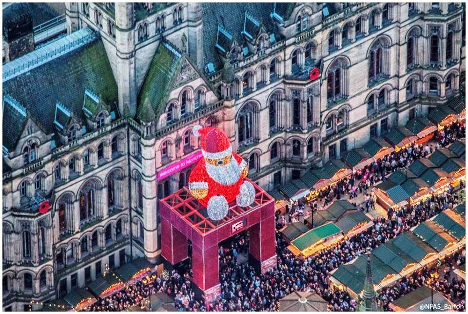 manchester christmas markets  spectacular