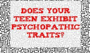 Psychopathic traits