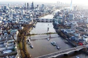 The Garden Bridge over the Thames will cost £150 million