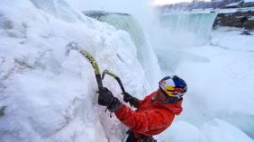 Will Gadd, Canadian ice climber