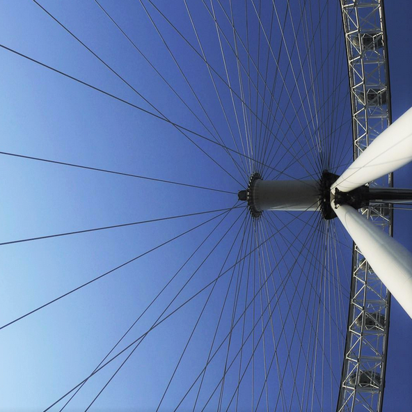 London Eye i British Airways