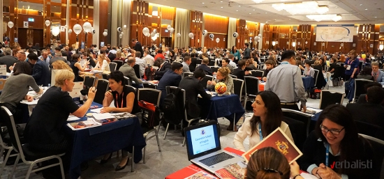 Education fair in Berlin, 2015 ICEF Workshop