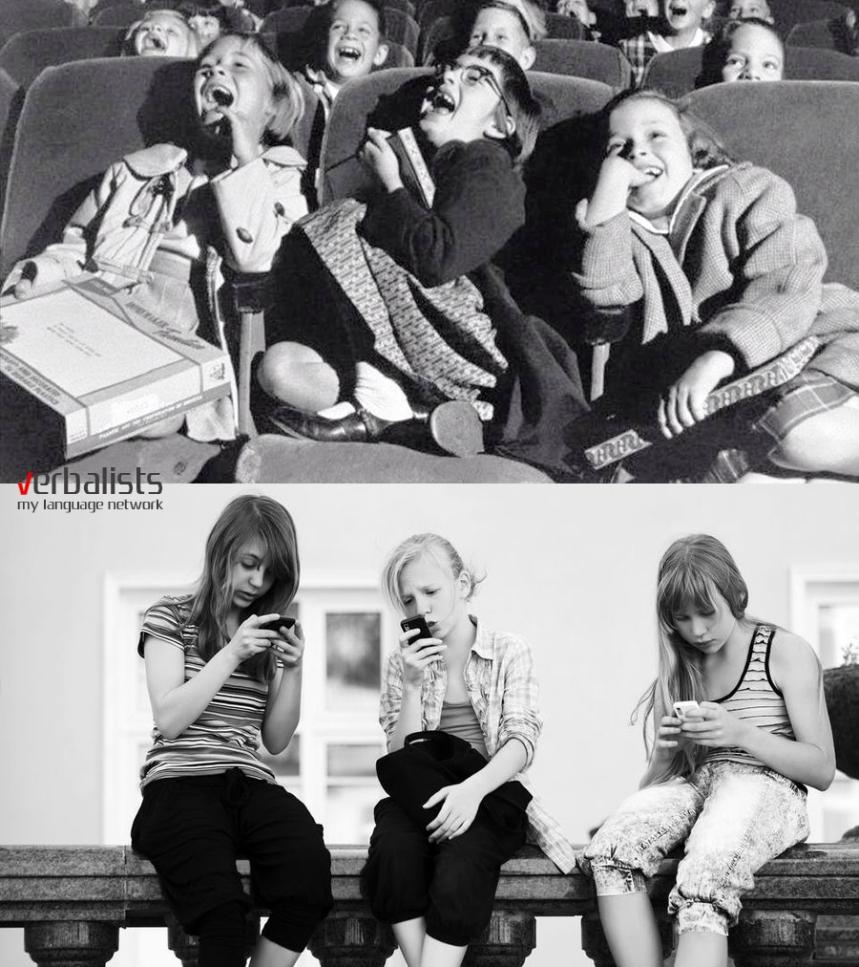 Children and mobile phones addiction