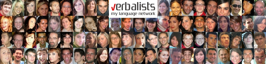 Learn languages with Verbalists Language Network