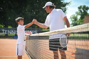 Nike tennis and English camp for young learners, Verbalists