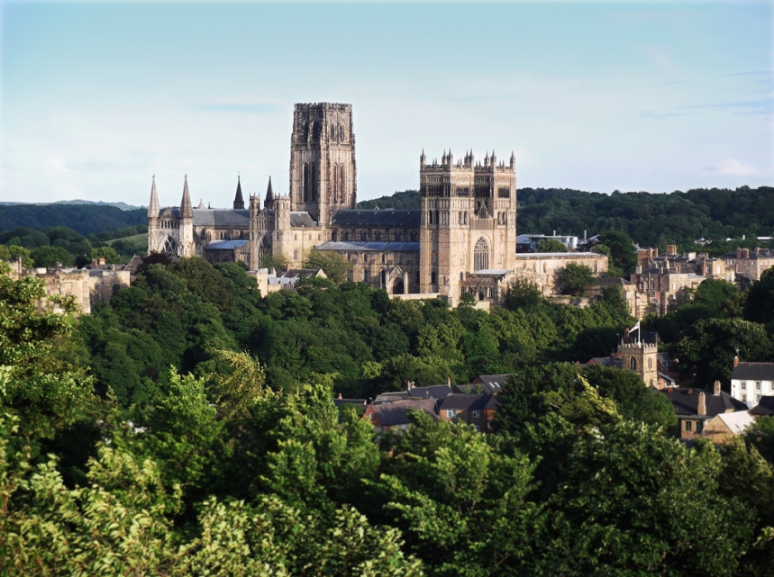 Durham University has been named the third safest university in England and Wales