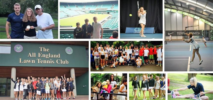 Throwback 2015, Nike Tennis Camps