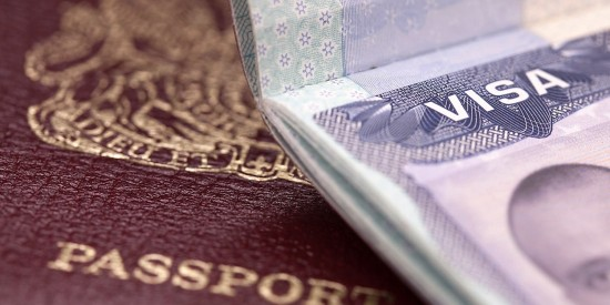 The British government is considering a two-tiered visa system