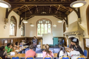 Students attend Academic Writing seminars  to achieve high standard of excellence in writing