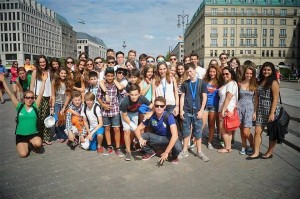 Berlin Water Sports camp, Berlin excursion, Verbalists